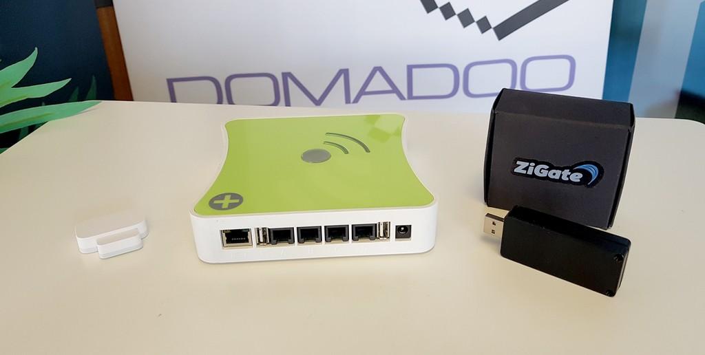 Bénéficiez des avantages de la technologie Zigbee grâce au dongle Zigate et la box domotique eedomus