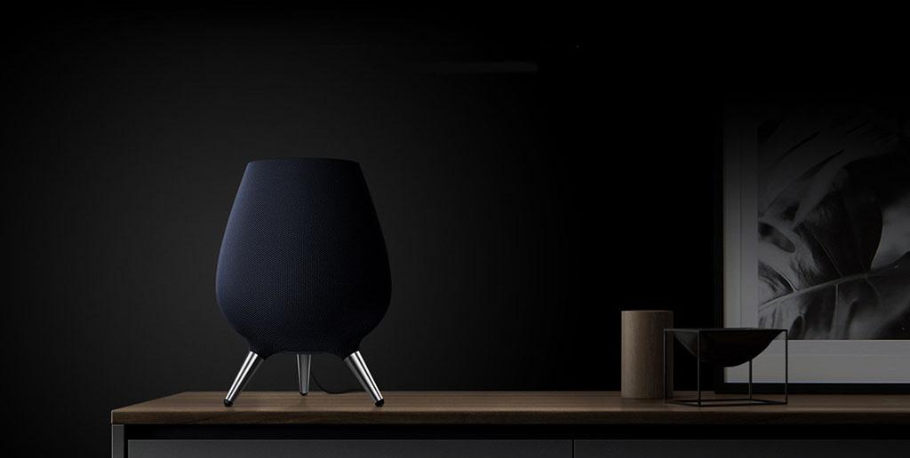 Samsung Galaxy Home, l'enceinte connectée intégrant Bixby et SmartThings