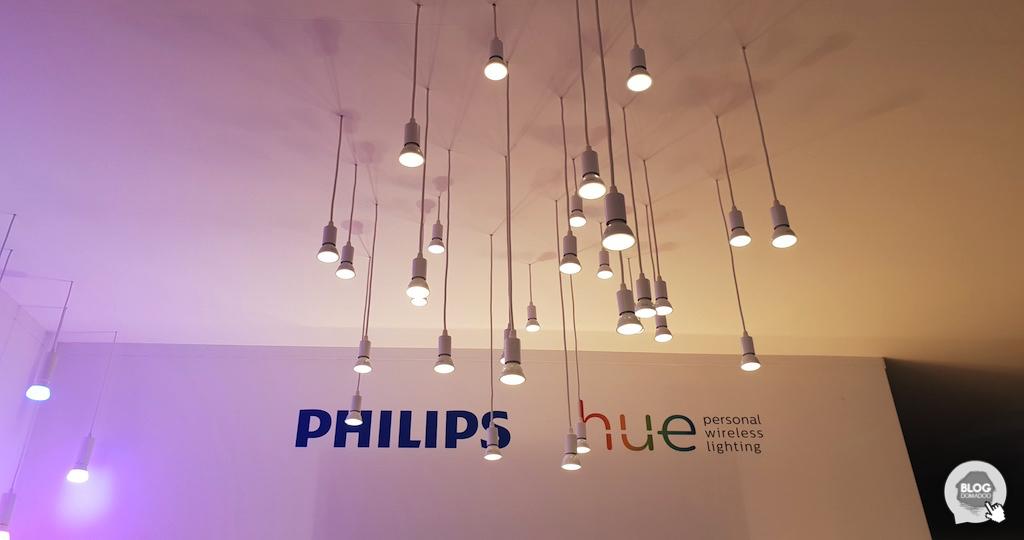 #IFA2018: Philips Hue présente ses nombreuses nouveautés: interrupteurs, extérieur, partenariats…