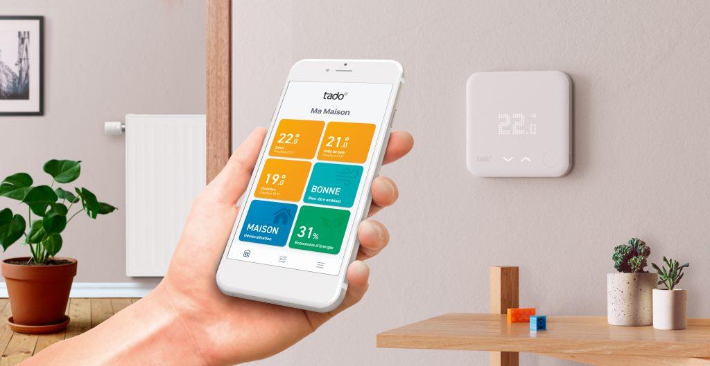tado Thermostat Intelligent Lifestyle 3