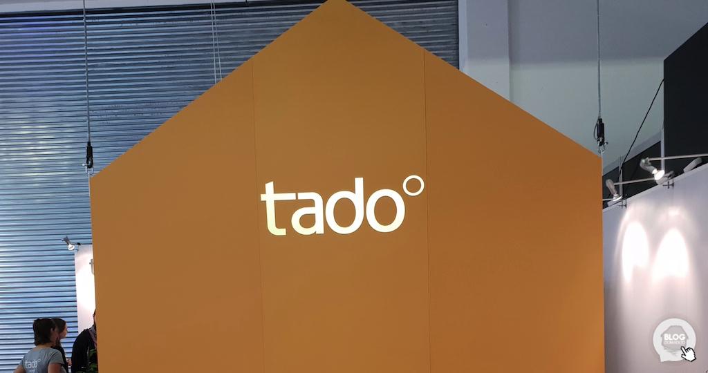 #IFA2018: Tado présente son thermostat connecté en V3+, avec gestion de la qualité de l'air