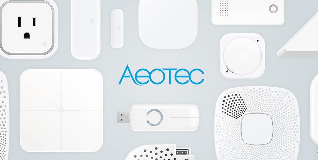 Baisse de prix sur les produits Z-Wave Aeotec