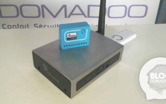 Rendez votre éclairage coloré et intelligent avec le module RGBW Qubino et la box domotique Jeedom
