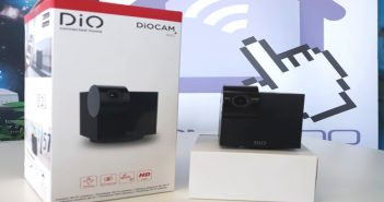 dio camera hd interieur rotative wifi16