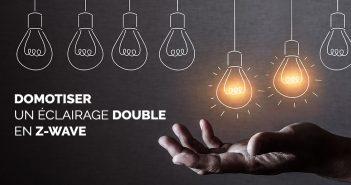 domotiser eclairage double bgr