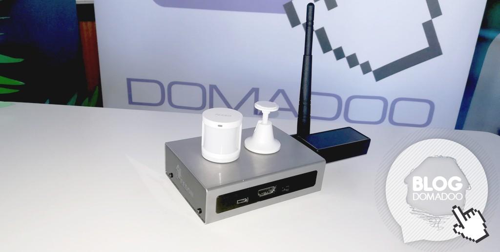 Soyez informé de tout mouvement avec le détecteur de mouvement Zigbee Aqara Xiaomi et la box Jeedom
