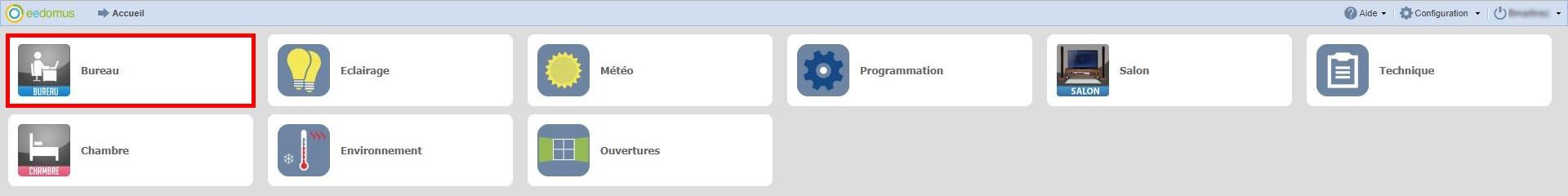 Intégrez vos dispositifs Edisio sur votre interface domotique eedomus grâce au RFPlayer