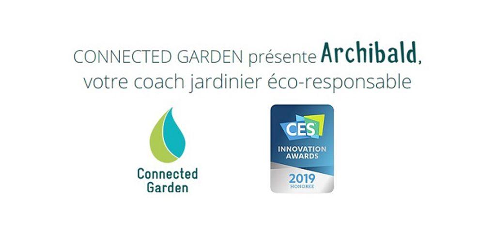 archibald connected garden entete
