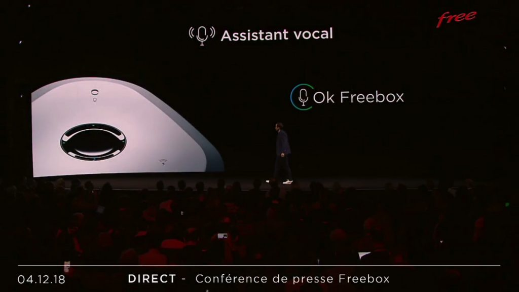 conference freebox delta 6