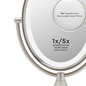 ihome alexa vanity mirror