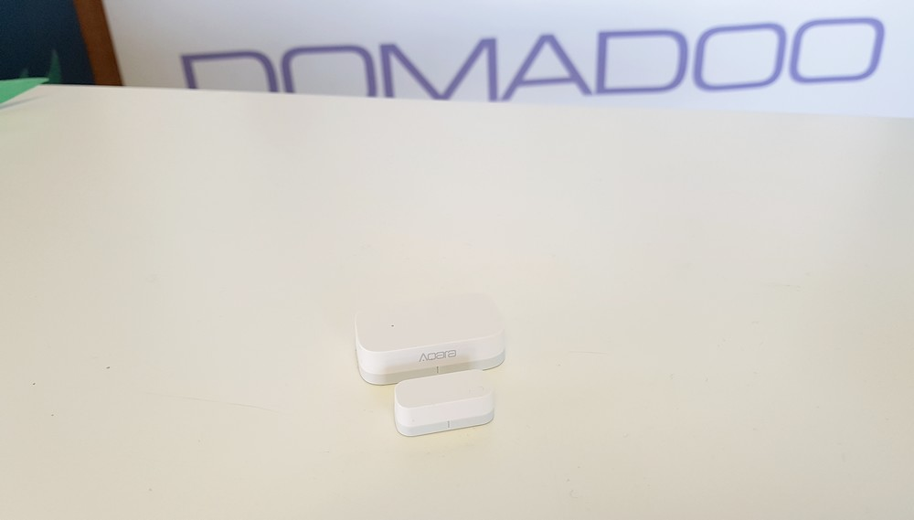 Guide du détecteur d'ouverture de porte/fenêtre Xiaomi avec la box domotique Jeedom