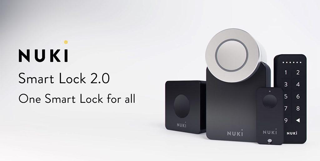 nuki smart lock 2 0 HomeKit ZigBee