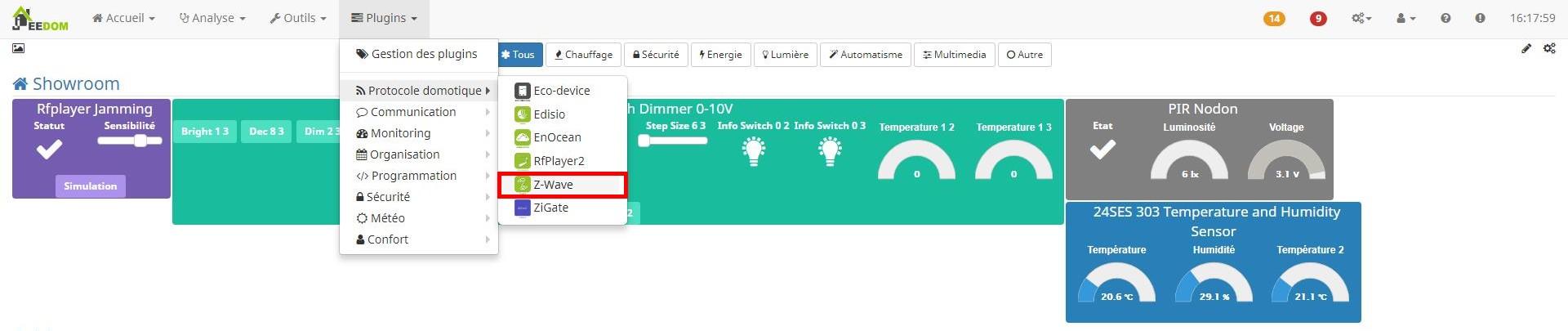 Gérez et mesurez la consommation de votre dispositif à distance avec la prise Qubino 16A et la box Jeedom