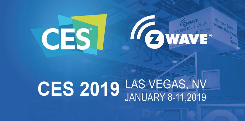 CES 2019 Z Wave Alliance