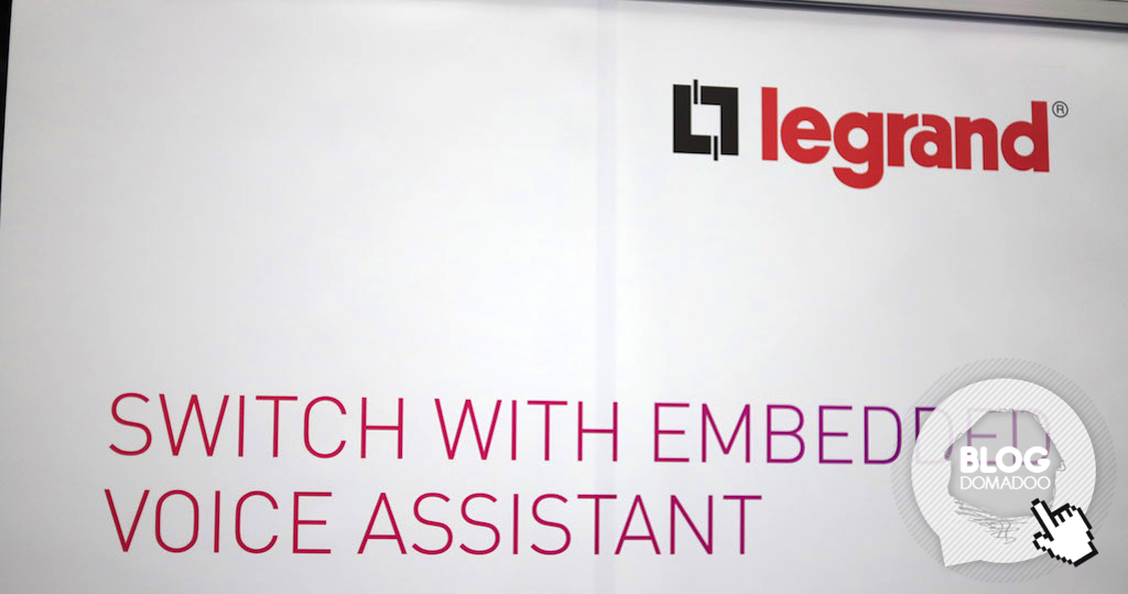 #CES2019 : Legrand intègre Alexa dans ses interrupteurs