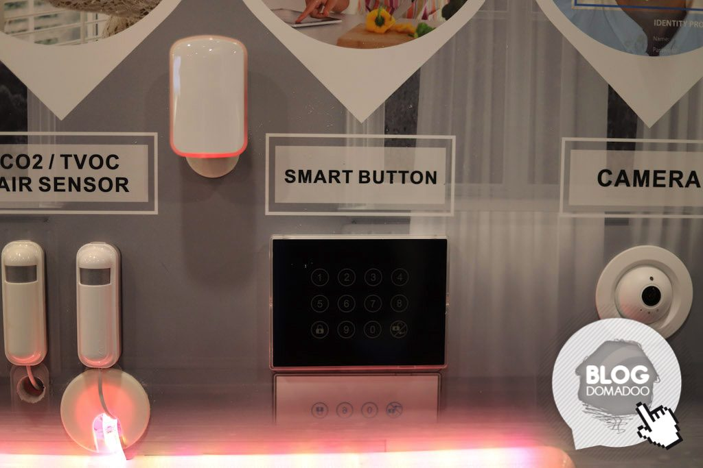 Philio ces2019 smart button