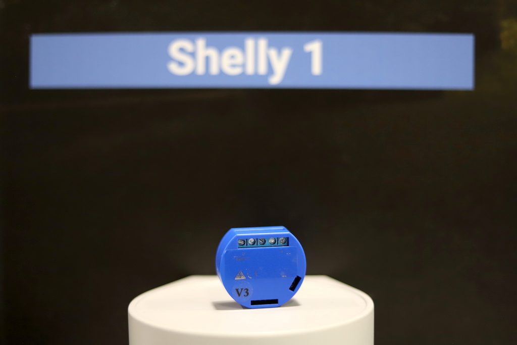 Shelly1 CES2019
