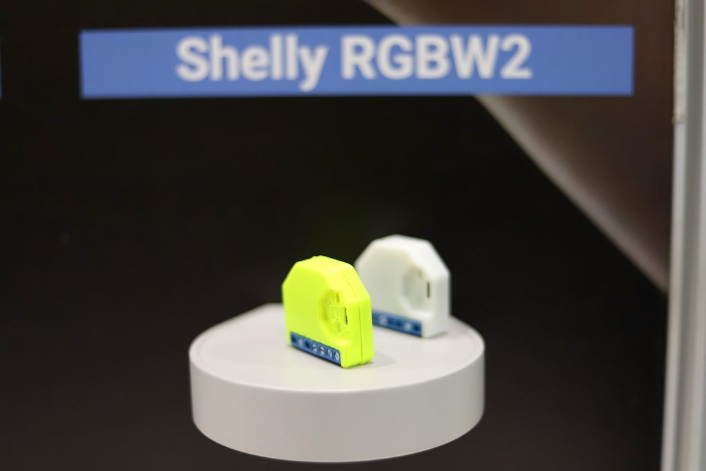 ShellyRGBW2 CES2019