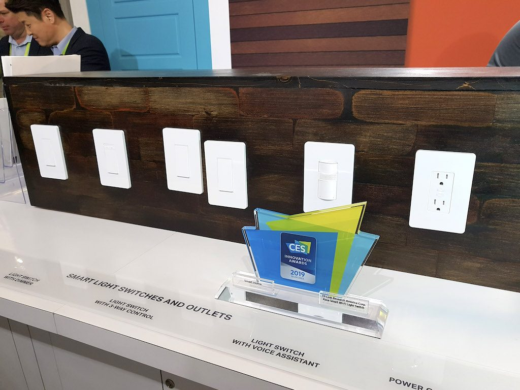 TP Link kasa ces2019 light switch