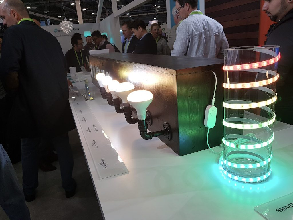TP Link kasa ces2019 smart lights