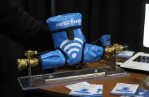 #CES2019 : Protectonnect détecte et vous informe en temps réel d'une fuite d'eau