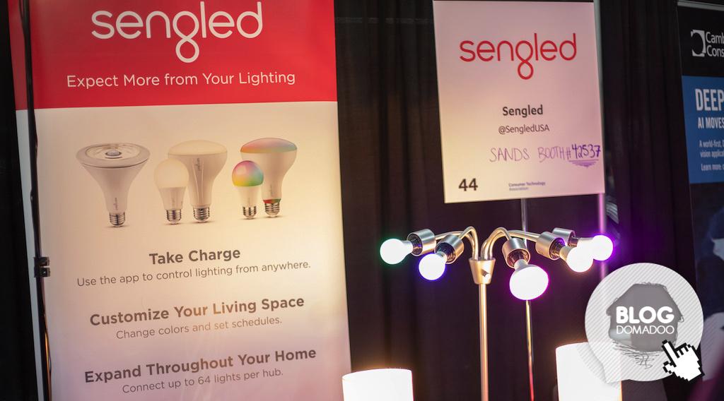 Sengled propose de nouveaux produits pour l'éclairage connecté au #CES2019