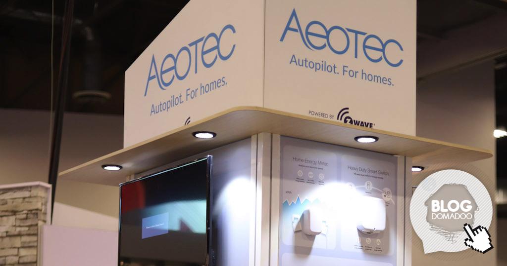 #CES2019 : Aeotec fait l'acquisition de Popp et annonce 3 nouveaux produits
