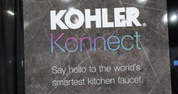 kohler konnect CES Unveiled 2019