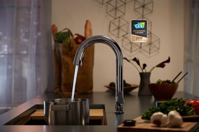 kohler konnect robinet innovation award2019