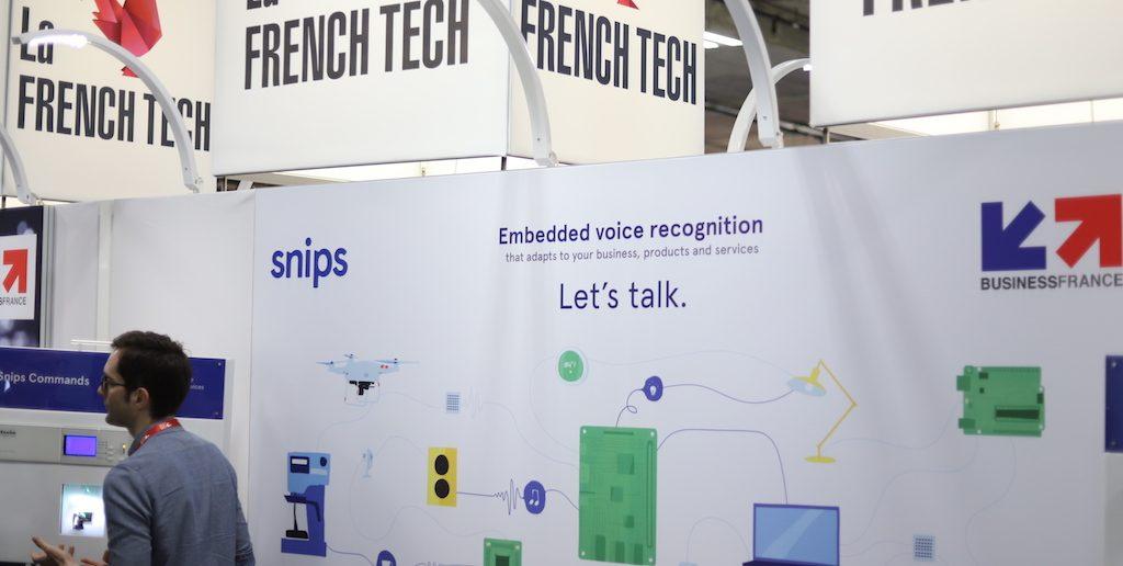 Snips présente 3 nouveaux produits durant le #CES2019 : Commands, Flow et Satellite