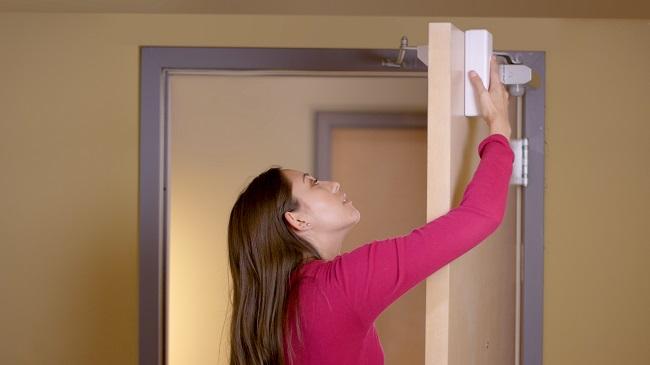 DoorCam install