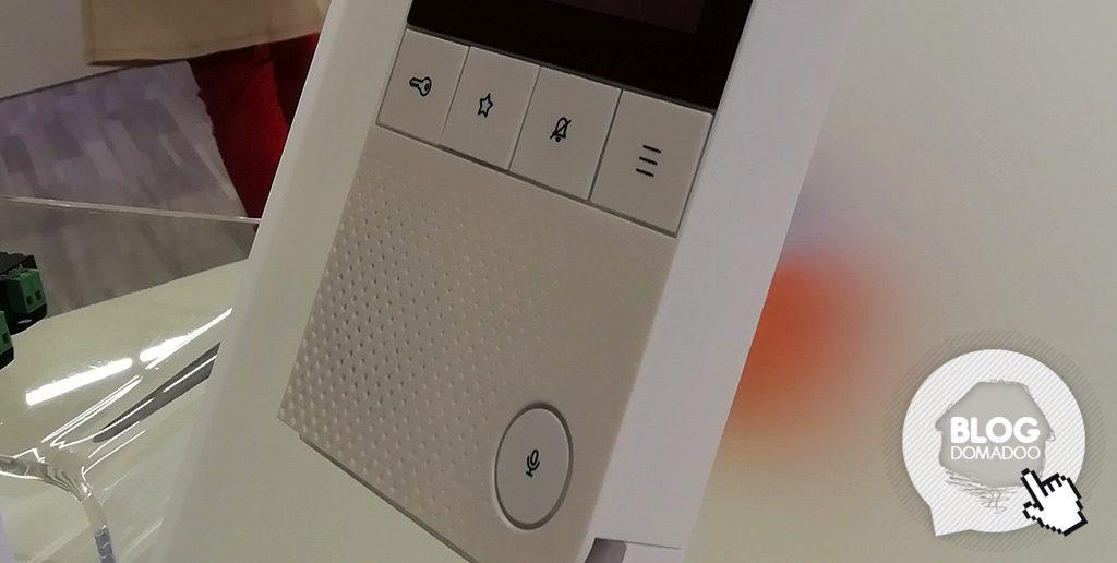 #ISE2019: Doorbird présente sa station vidéo intérieur 1