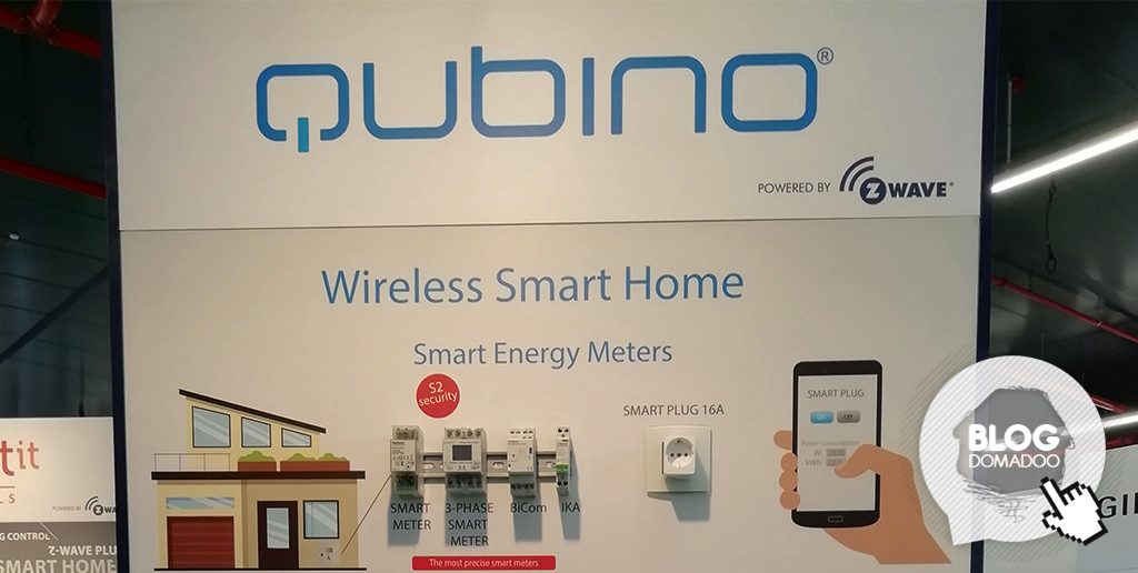 ISE2019 Qubino Redevoile sa veilleuse nocturne RGB avec alerte sonore00
