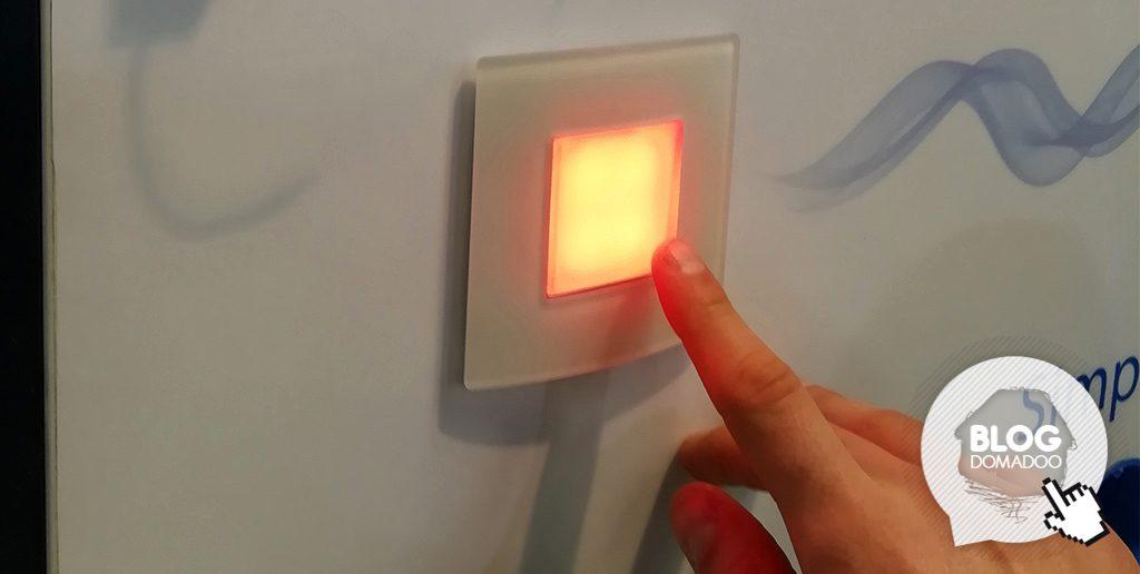 #ISE2019: Qubino (Re)dévoile sa veilleuse nocturne RGB avec alerte sonore 3