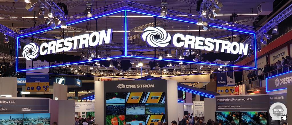 crestron ISE2019 titre