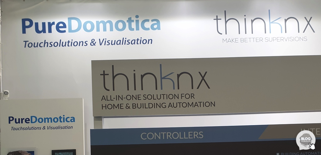 #ISE2019: les contrôleurs ThinKnx adoptent aussi le Z-wave…