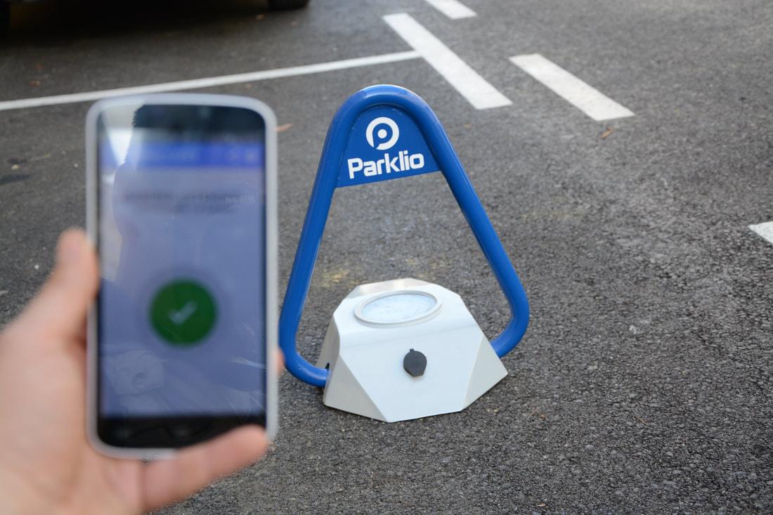 Parklio, la Barrière de Parking Intelligente