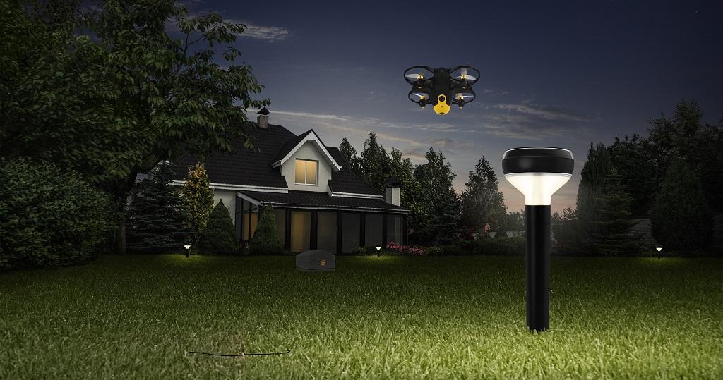 Sunflower Labs souhaite développer la surveillance aérienne domestique