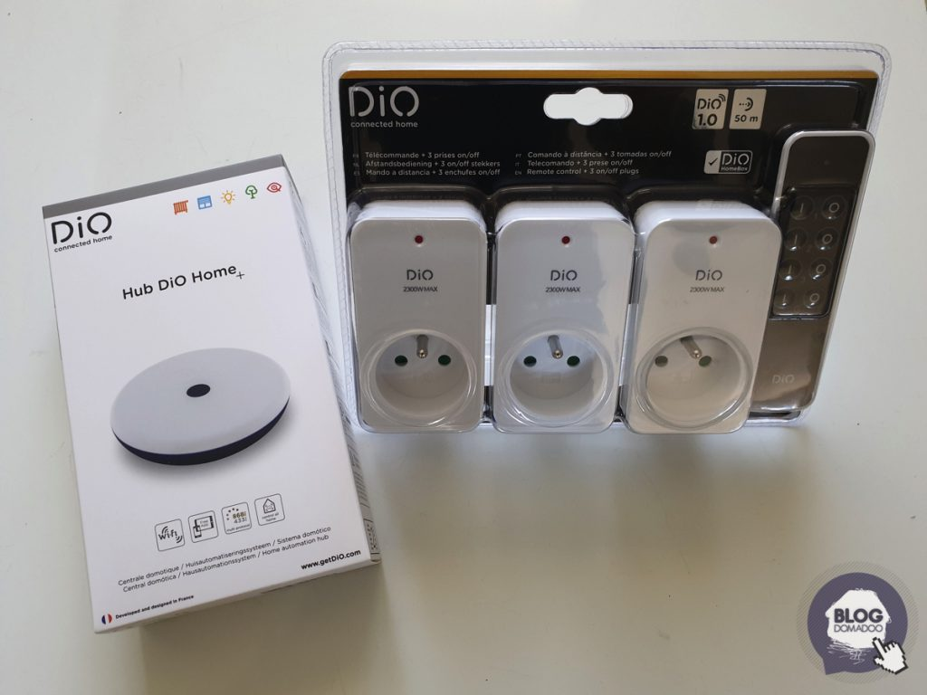 dio connected lighting pack 2