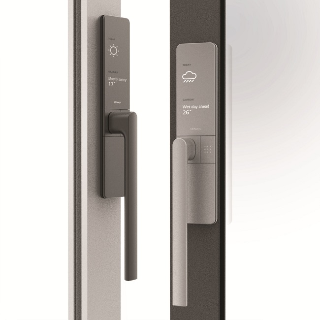 hidden display handle 2
