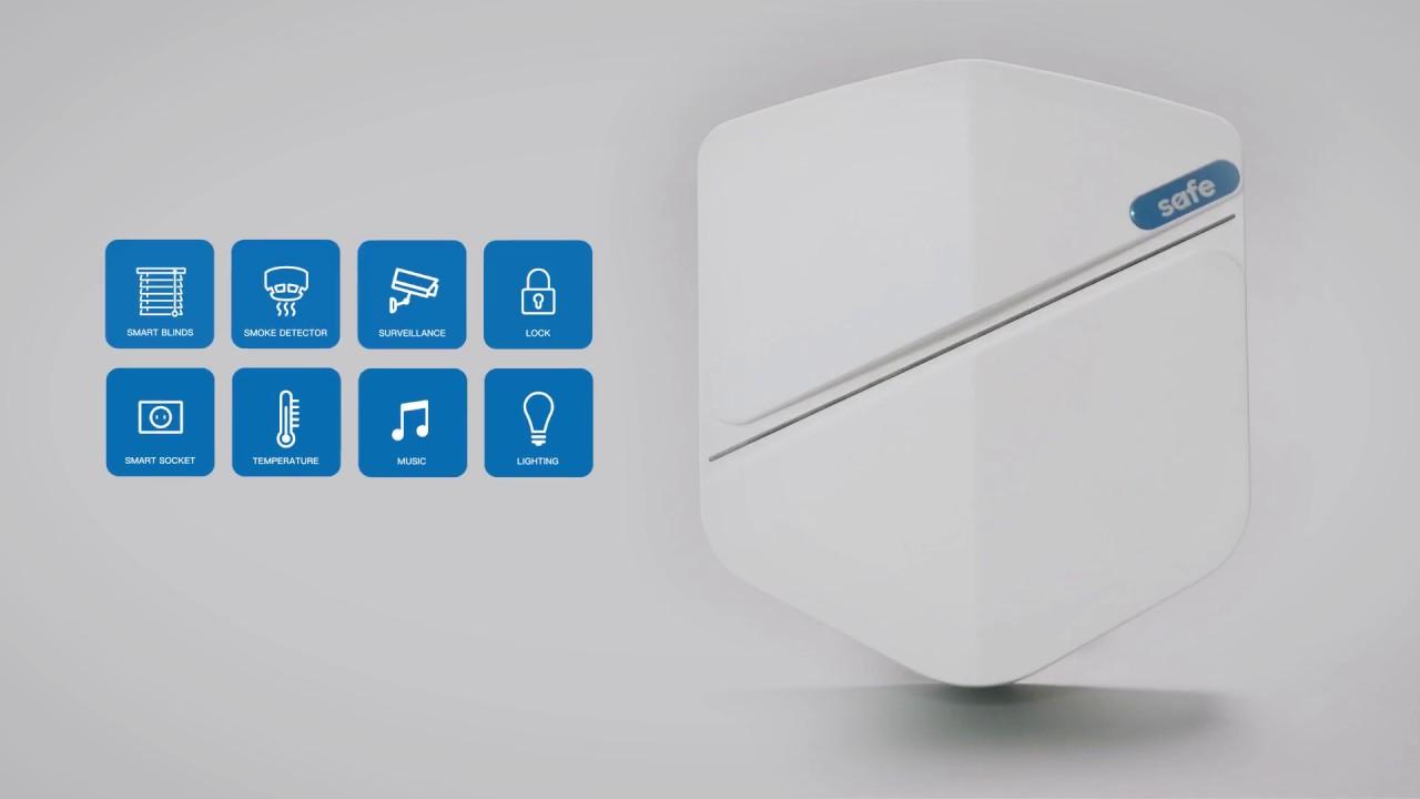 Ajoutez de l'intelligence à votre système d'alarme avec Safe by Hub6