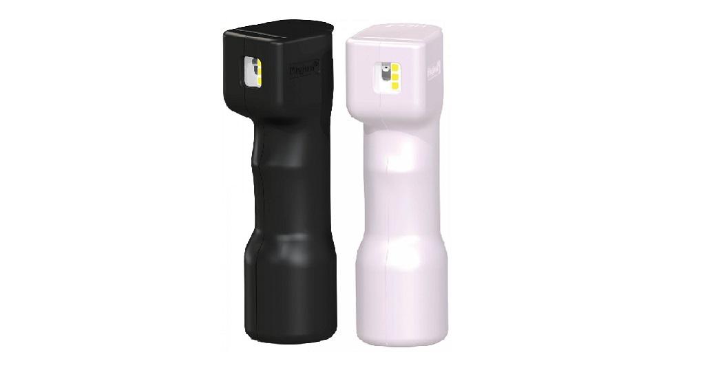 Plegium Smart Pepper Spray, l'autodéfense connectée