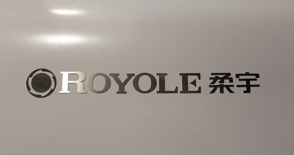 Royole décline son écran flexible sur son enceinte connectée Flexible+ Smart Speaker