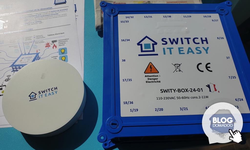 SwitchItEasy: la pieuvre domotique qui rend accessible la maison connectée