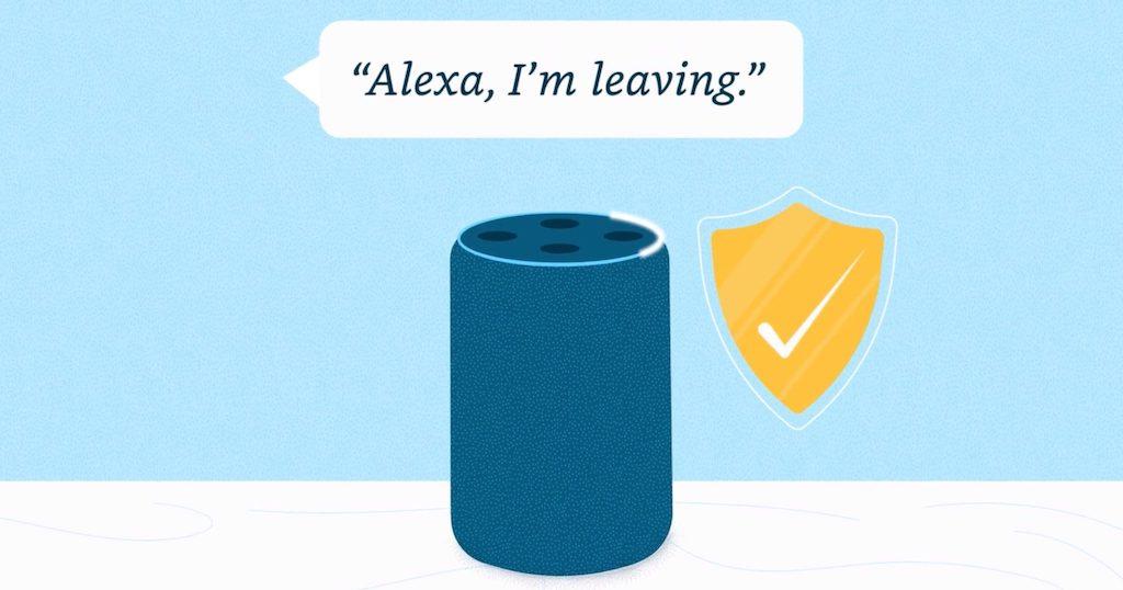 Alexa Guard transforme les enceintes Amazon Echo en système de sécurité