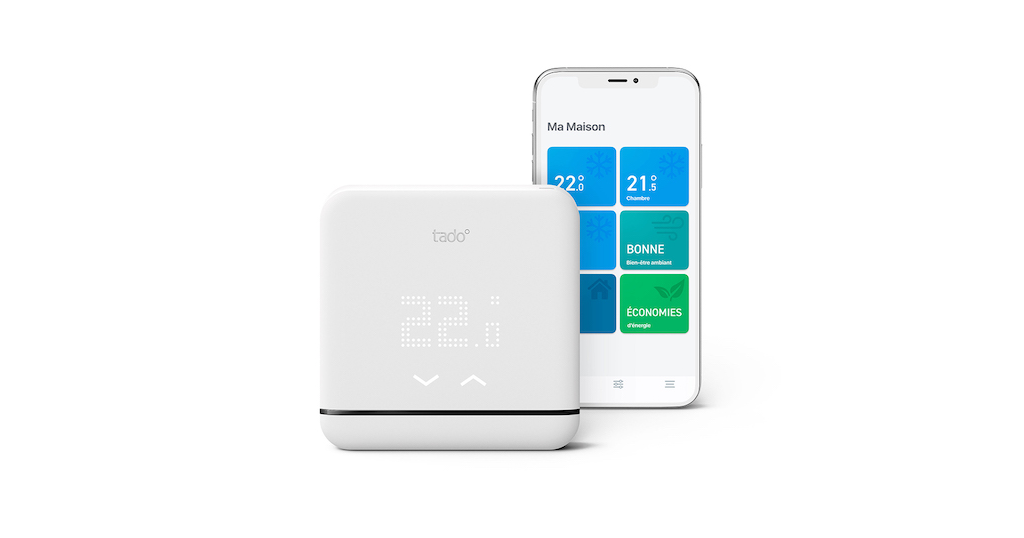 Tado lance son thermostat pour climatisation V3+ compatible Homekit
