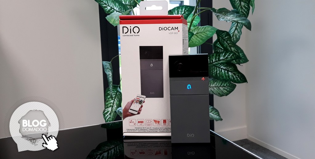 Découverte du vidéophone connecté Wifi DiO 100% sans fil