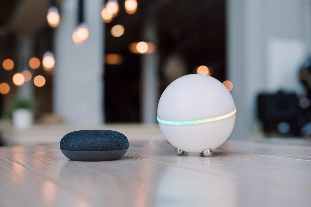 Homey Google Home Mini
