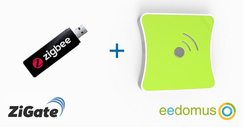eedomus : support des périphériques Fibaro Walli et amélioration du Zigbee