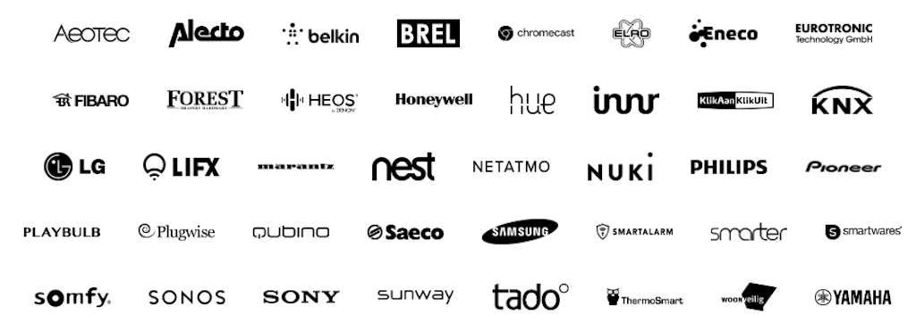 homey brands compatible